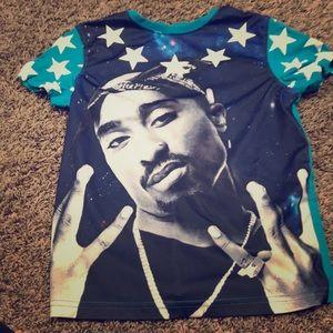 Other - Little boys Tupac tee